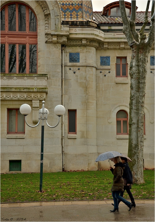 Un jour de pluie # 2