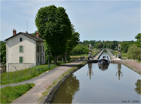 Briare... le pont canal