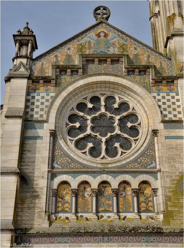 L'église (détail)