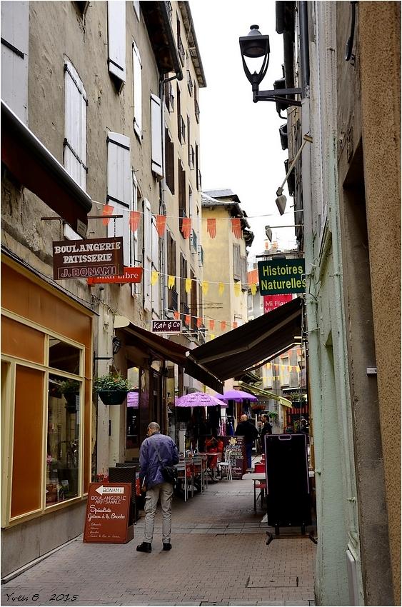 Les rues de Millau ¤ 3