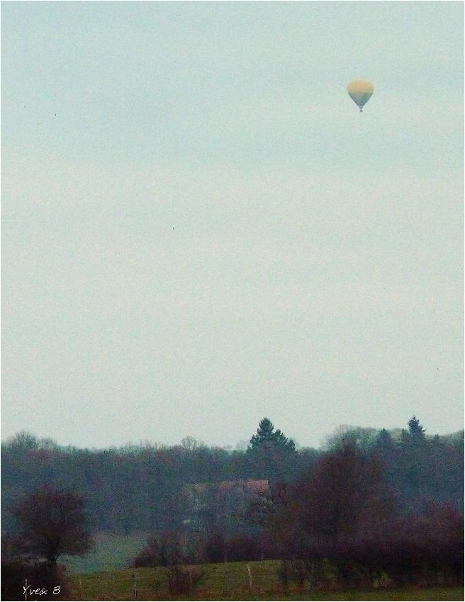 Ballon... Le retour...