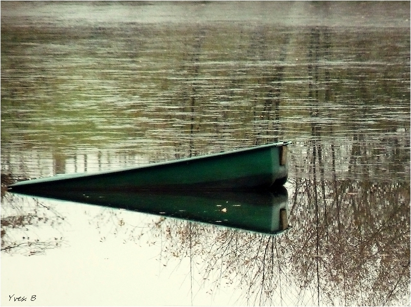La barque verte