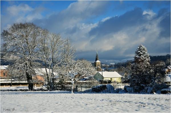 Un village sous couverture