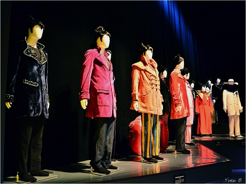 Au musée du costume de scène