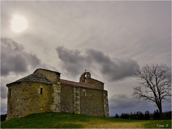 La chapelle St Madelaine