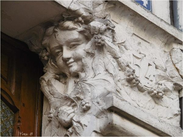 Détail architecture - bis -