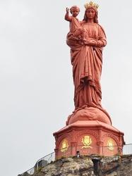 La vierge du Puy