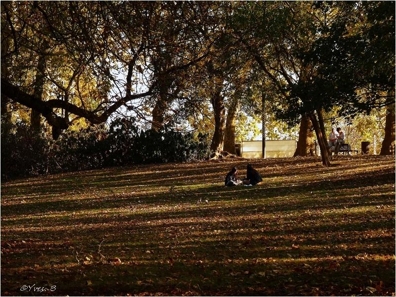 Les jours d'automne