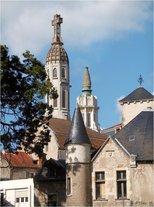 Eglise St-Blaise... Clocher