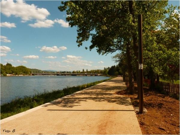 Promenade Rive Gauche