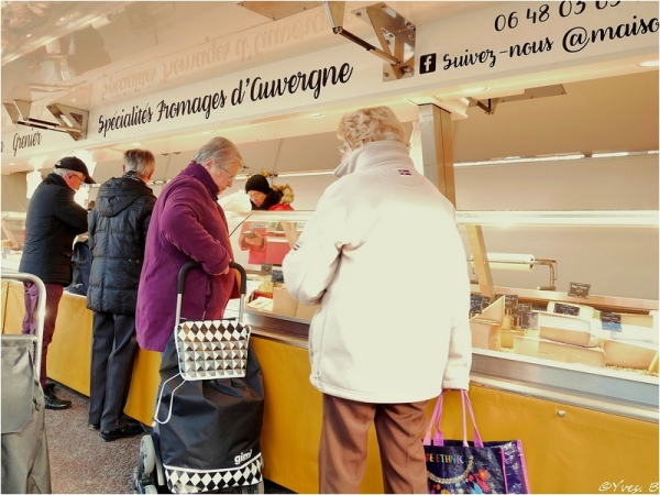 Fromage d'auvergne