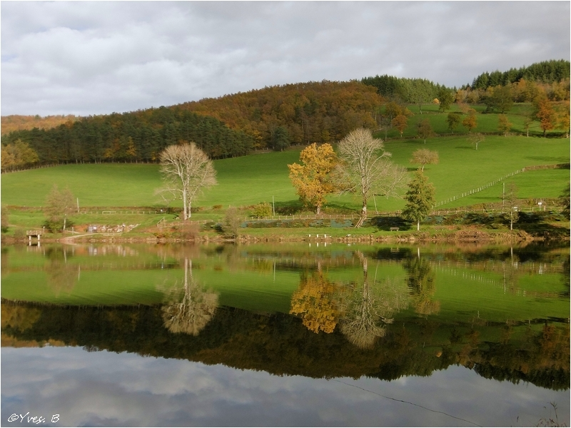 Lac des moines