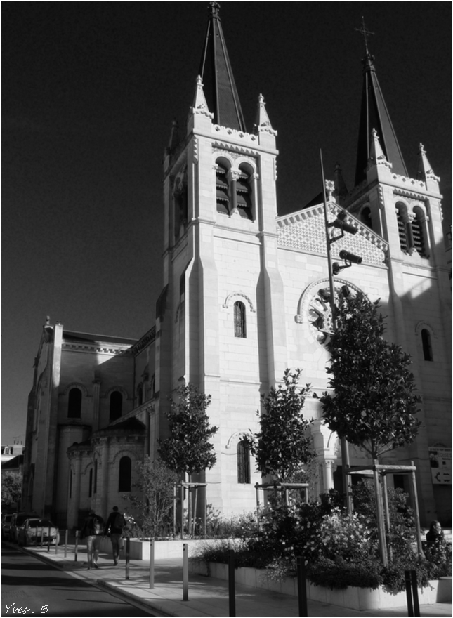Eglise St-Louis