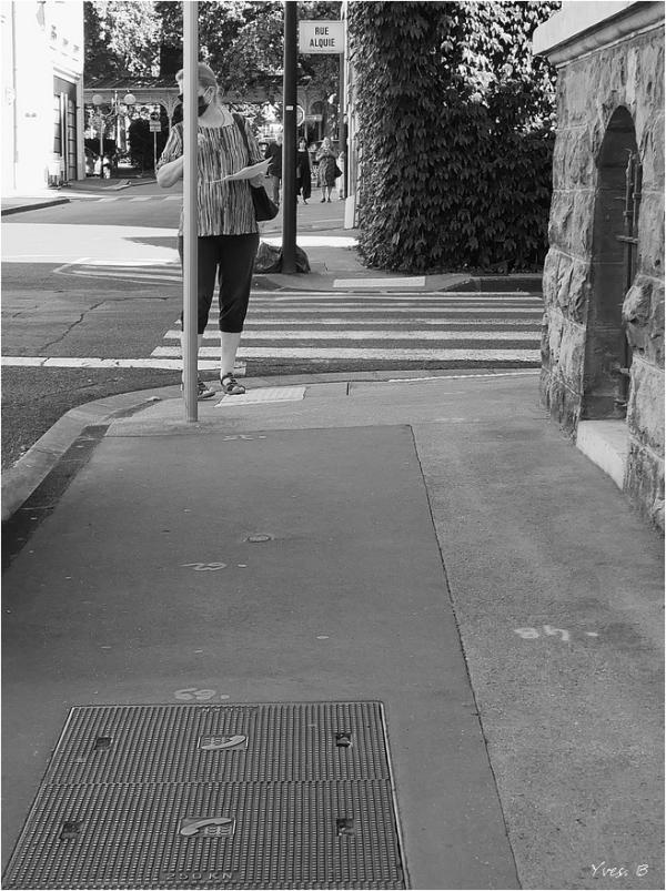 Cache cache rue Alquié