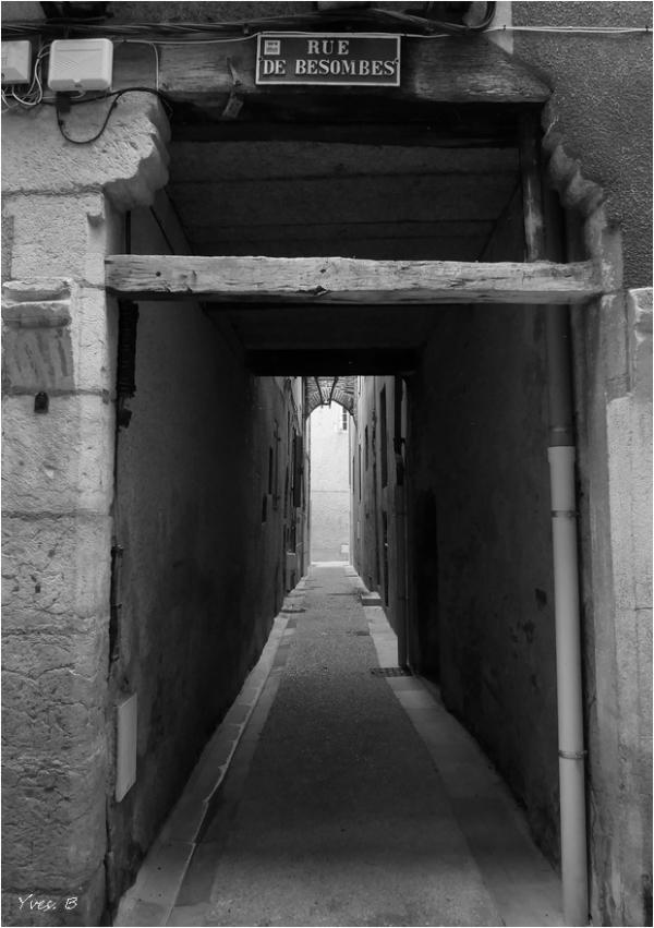 Rue de Besombes