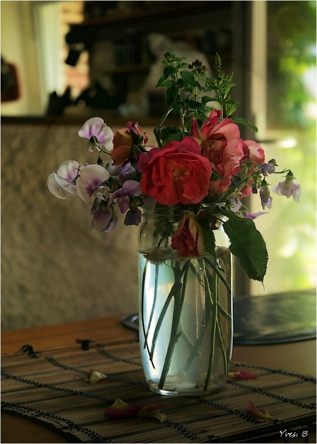 C'est le bouquet....