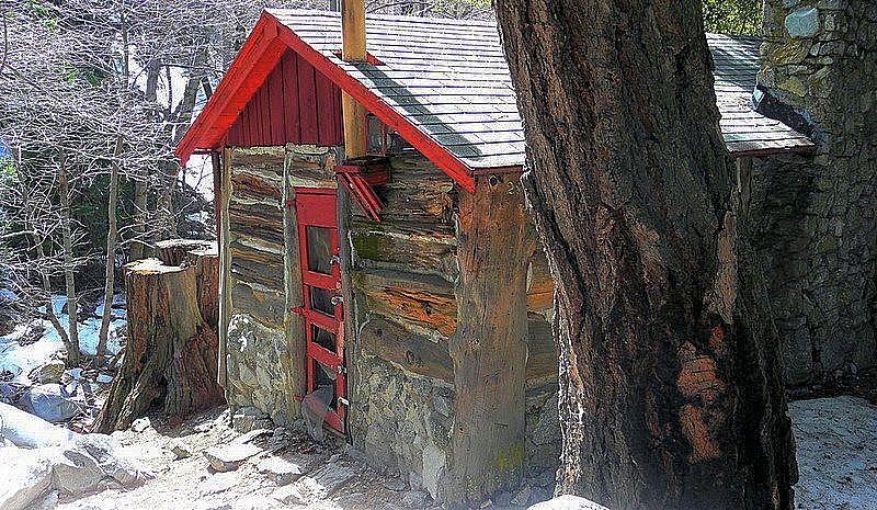 cabin mt baldy california