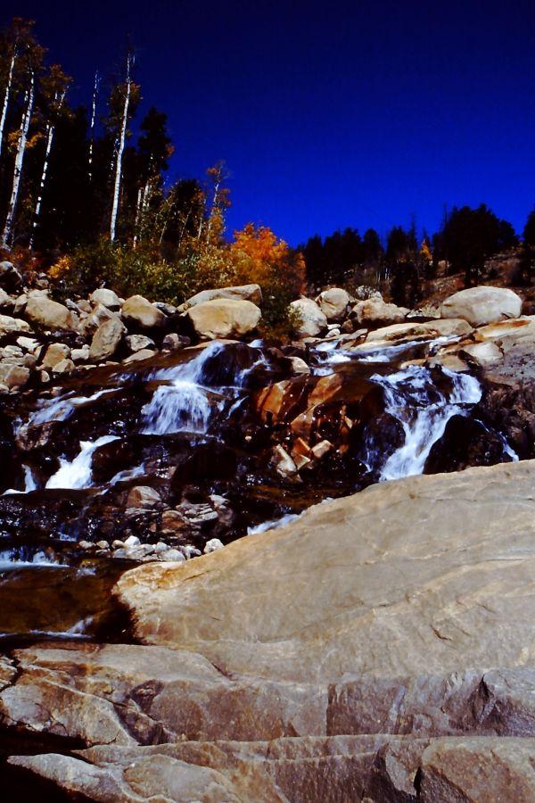RMNP Waterfall