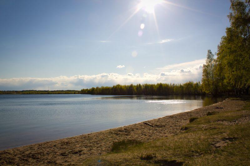 Västersjön, Jönköping.