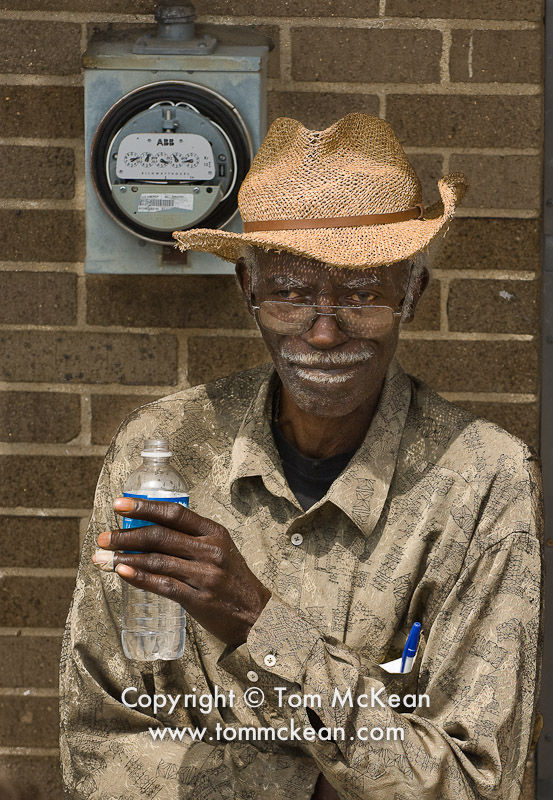 Obama Rally Supporter