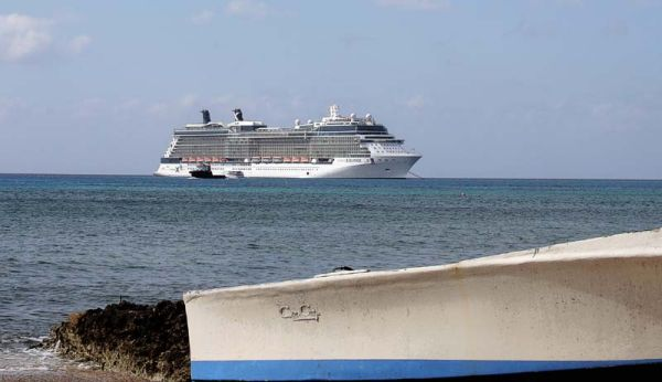 Celebrity Equinox in Grand Cayman