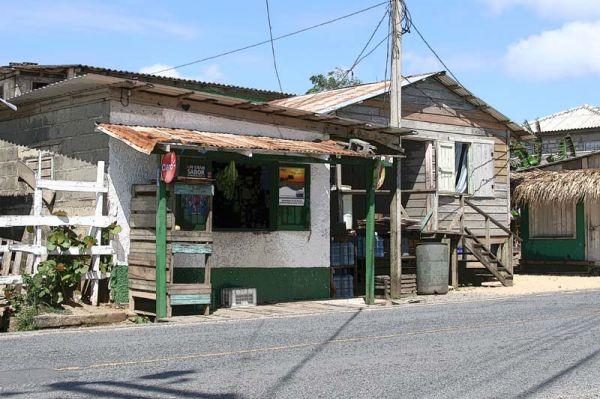 Shops in Honduras