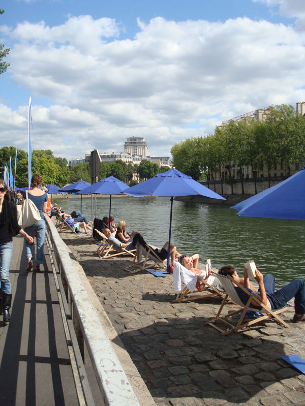 Paris Plages 2011 - 1