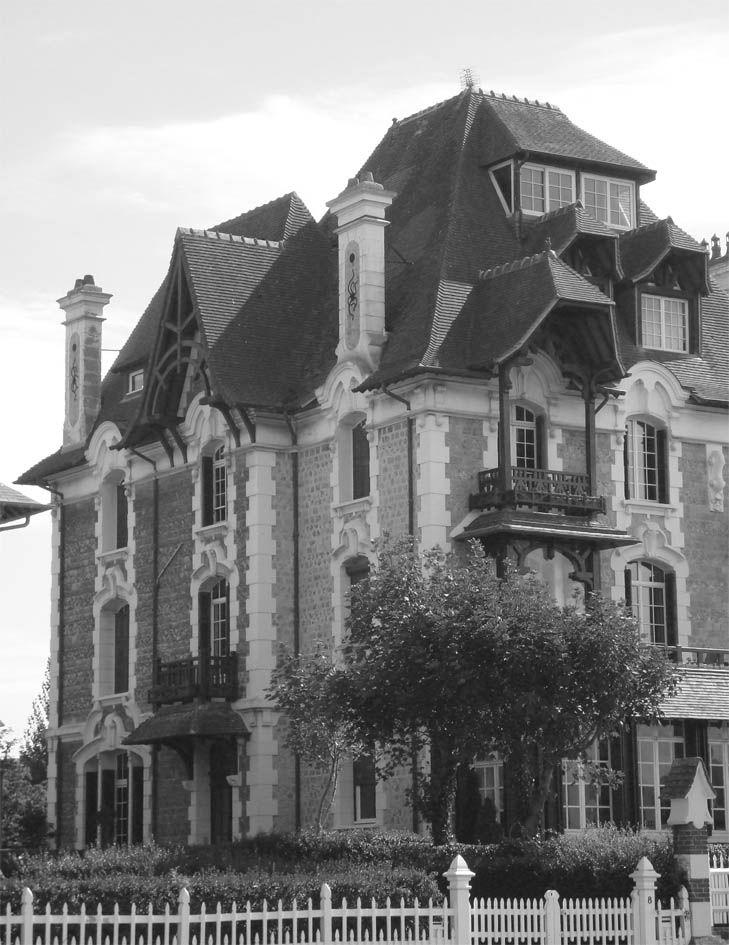 Normandie 4 - Deauville