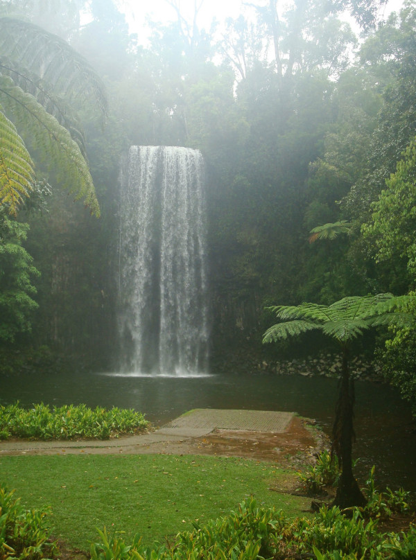 Mila Mila Falls