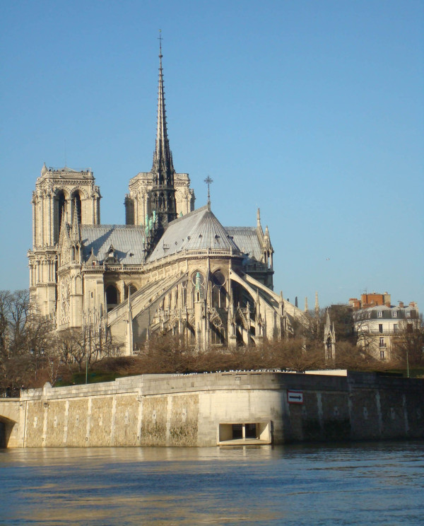 Sunny afternoon in Paris 1