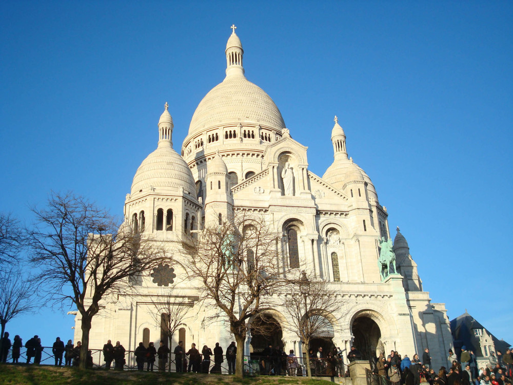 Sunny afternoon in Paris 7