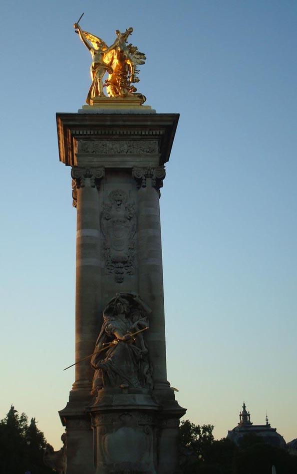 Pont Alexandre III - 1/6