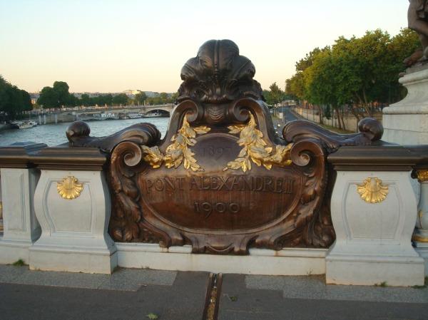Pont Alexandre III - 3/6