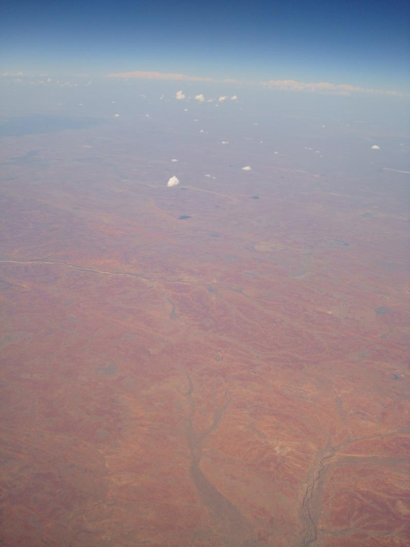 Outback from above 2