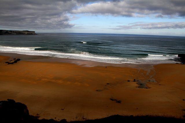 Playa de Suances (Cantabria)