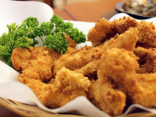 Chicken Fingers Food