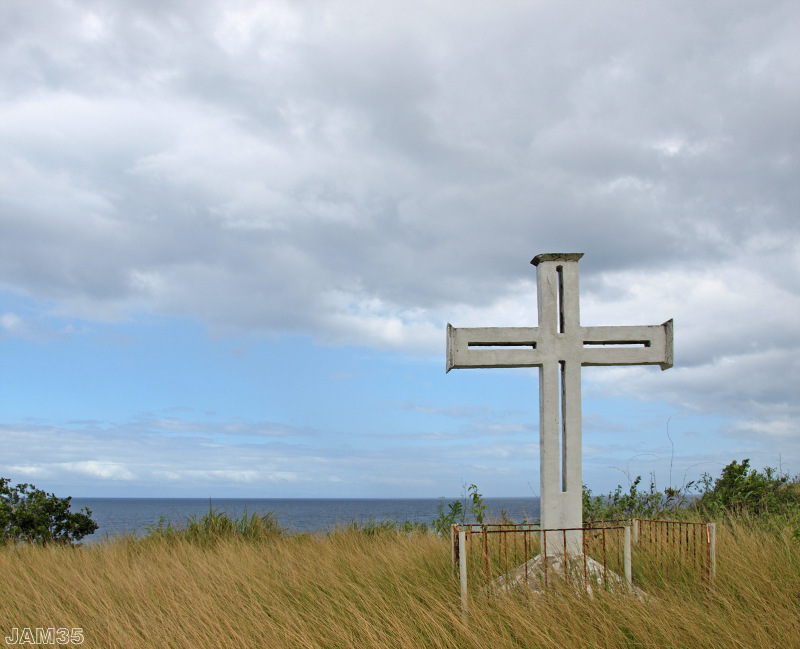 Cross, Landscape