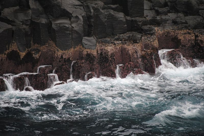Rocks at Jogasaki