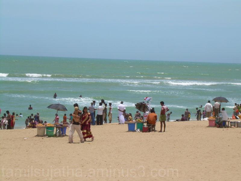 Beach, Thiruchendur, Thoothukudi Dist