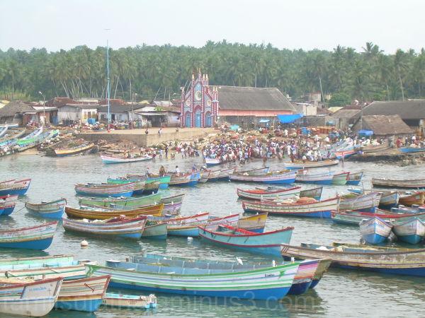 Vizhinjam Port, Thiruvananthapuram, Kerala