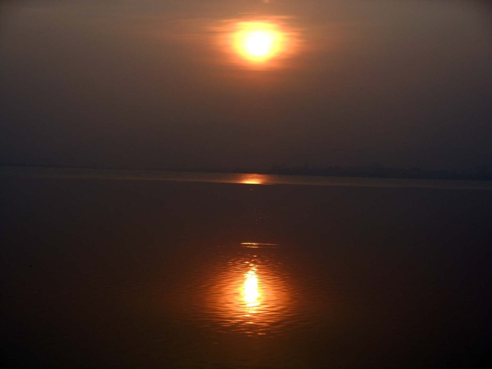 Sunrise, Chengalpet, India