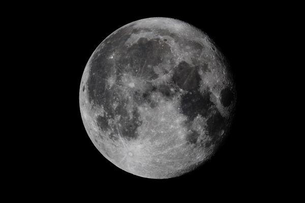 Single moon
