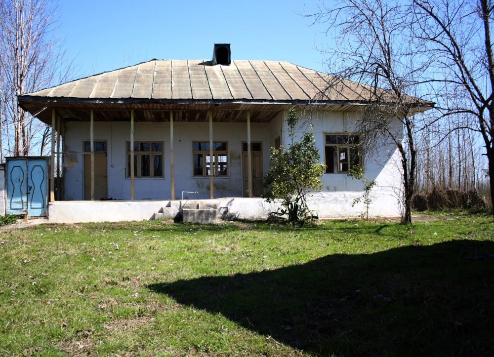 Grandpa's home