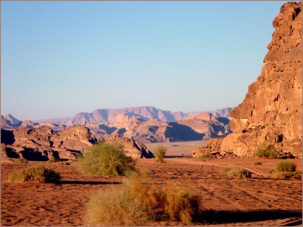Wadi Rum, Jordan, 2010