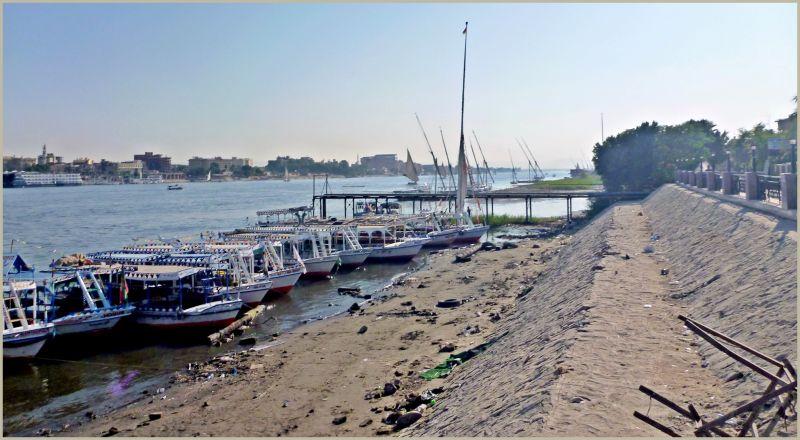 Nile, Egypt, 2010