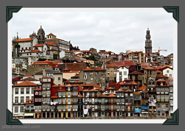Riverside of Porto, Portugal