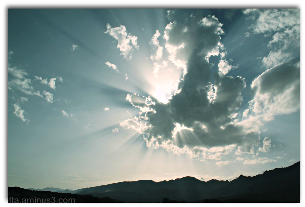 Under Andalusia`s sky