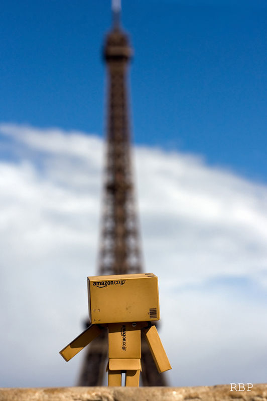 Un Danboard à Paris