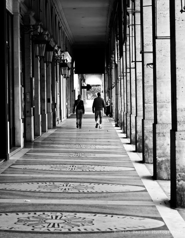 - In Paris -