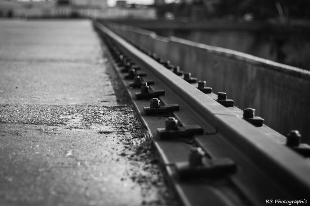 - Sur les rails -